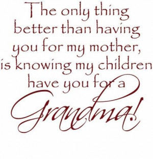 Grandma love quotes and sayings