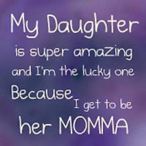 Cute mother daughter quotes
