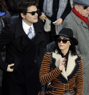 john mayer quotes john mayer and katy perry arrives for the ceremonial ...