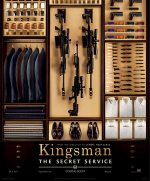 Twentieth Century Fox are set to release Kingsman: The Secret Service ...