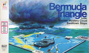 Perhaps science can offer some answers, maybe the Bermuda Triangle is ...