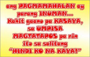 Love Hurts Quotes Tagalog Tumblr #12