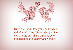 Happy one month anniversary quotes