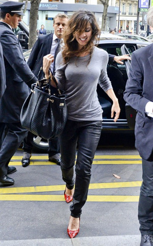 Berenice Marlohe Celebrity