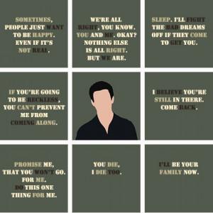 Tobias 'Four' Eaton quotes