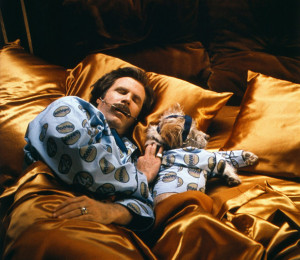 ... Ron Burgundy Copyright: DreamWorks Pictures / Apatow Productions 11 of