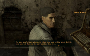 ... across this quote while playing [Fallout: New Vegas] ( i.imgur.com