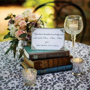 25 Awesome Ways To Use Quotes On Your Wedding Day