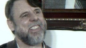 Terry Waite after his release on 18 November 1991
