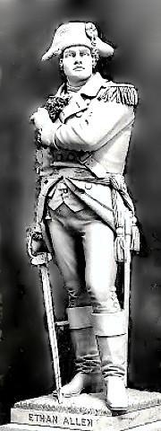 Ethan Allen Revolutionary War Patriot ethan allen ethan