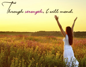 inspirational quotes about strength for women