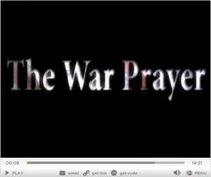 war prayer