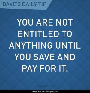 Save money quotes