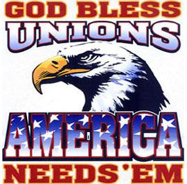 ... organized labor. They want to change the rules for elections to join a