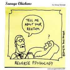 What Is Reverse Psychology?