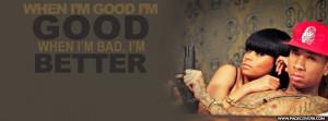 When Im Good Im Good When Im Bad Cover
