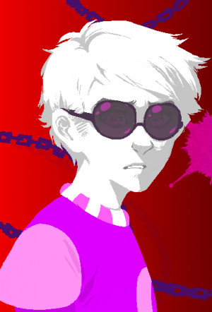 Dave Strider - MS Paint Adventures Wiki - Adventures, characters ...