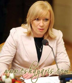 Iveta Radicova-Prime Minister of Slovakia