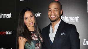 Jussie Smollett And Jurnee
