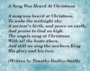 Hi Everyone! You Can Read These Famous Short Christmas Poems For Kids ...