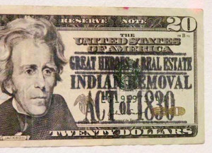 andrew jackson trail of tears quotes