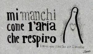 romantic-italian-love-phrases-beautiful-illustration-italian-for-my ...