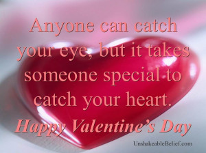 Someone Special Quotes It takes someone special to
