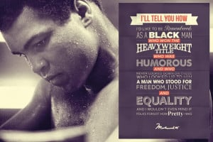 Chris Hart : Muhammad Ali (Quote)