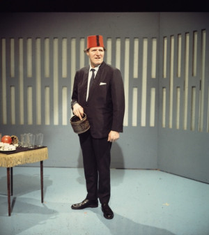 Tommy Cooper: the best quotes