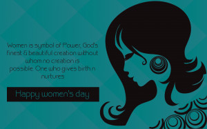 Celebration happy womens day 2015 quotes wallpaper collection