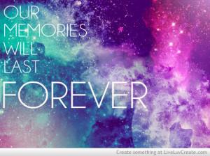 cute, galaxy, love, our memories, pretty, quote, quotes, stars ...
