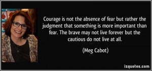 More Meg Cabot Quotes