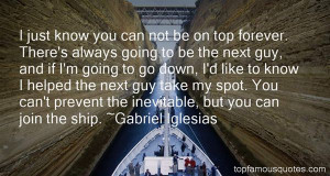 Favorite Gabriel Iglesias Quotes