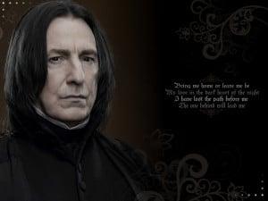 Severus Snape Severus Snape hbp