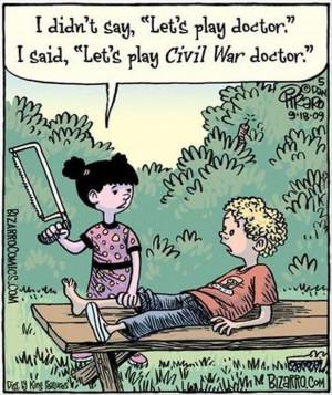 funny pics lets play civil war doctor