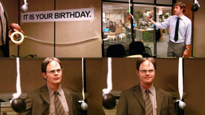 It Is Your Birthday - 10 Best Jim and Dwight Moments from The Office ...