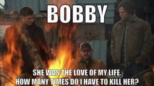 Bobby Singer quotes | Supernatural