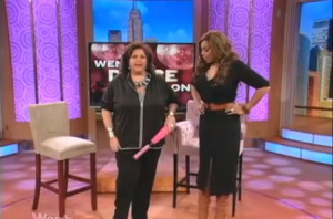 The Wendy Williams Show and took the opportunity to critique Wendy ...