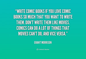 Comic Book Love Quotes -comic-books-if-you-love-