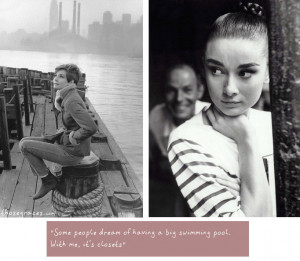 Do you love Audrey? Has her style influenced you? Do you prefer style ...