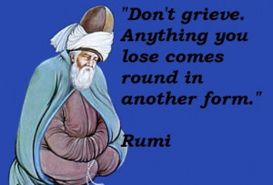 Rumi famous quotes 5