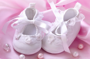 Baby Girl Symbol Girls baby shoes