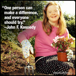 March is Developmental Disabilities Awareness Month. Learn more about ...
