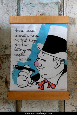 Wc fields quotes
