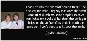More Spider Robinson Quotes