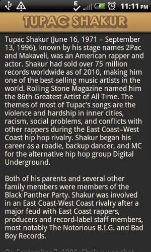 Frank Alexander, Tupac Shakur's Former Bodyguard, Found Dead - HD ...