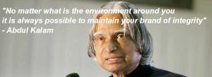 Dr. APJ Abdul Kalam Azad Quotes