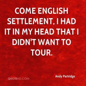 Andy Partridge Top Quotes