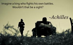 Own Battles.