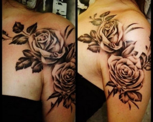 Posts related to Half Sleeve Roses Tattoo Designs